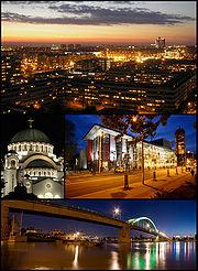 Belgrade Montage