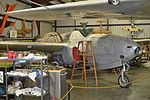 Bell YP-59A Airacomet '42-108777' (26699402485).jpg