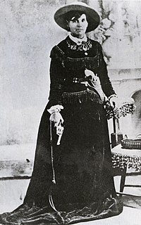 Belle Starr American outlaw