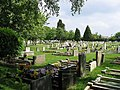 Belmont Cemetery - geograph.org.uk - 460096.jpg