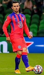 Ben Chilwell English association football player