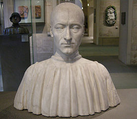bust of Filippo Strozzi