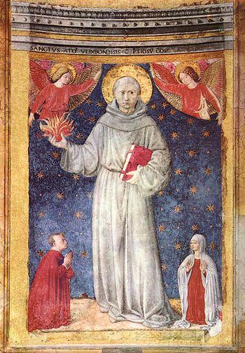 Benozzo Gozzoli - St Anthony of Padua - WGA10218