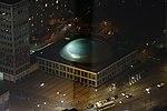 Berlín, pohled na kongresové centrum.jpg