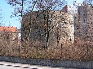 1941 in architecture - Schwerbelastungskörper
