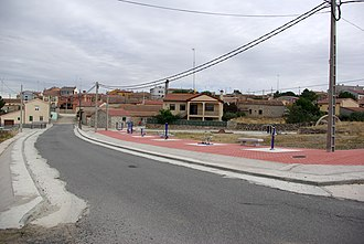 Berrocalejo de Aragona - Image: Berrocalejo de Aragona 01 by dpc