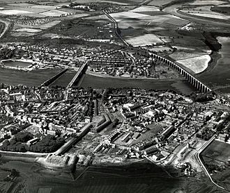 Berwick-upon-Tweed - Berwick in 1972