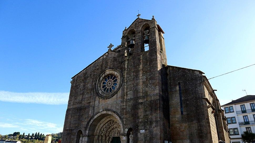 Betanzos Santa María do Azougue 1