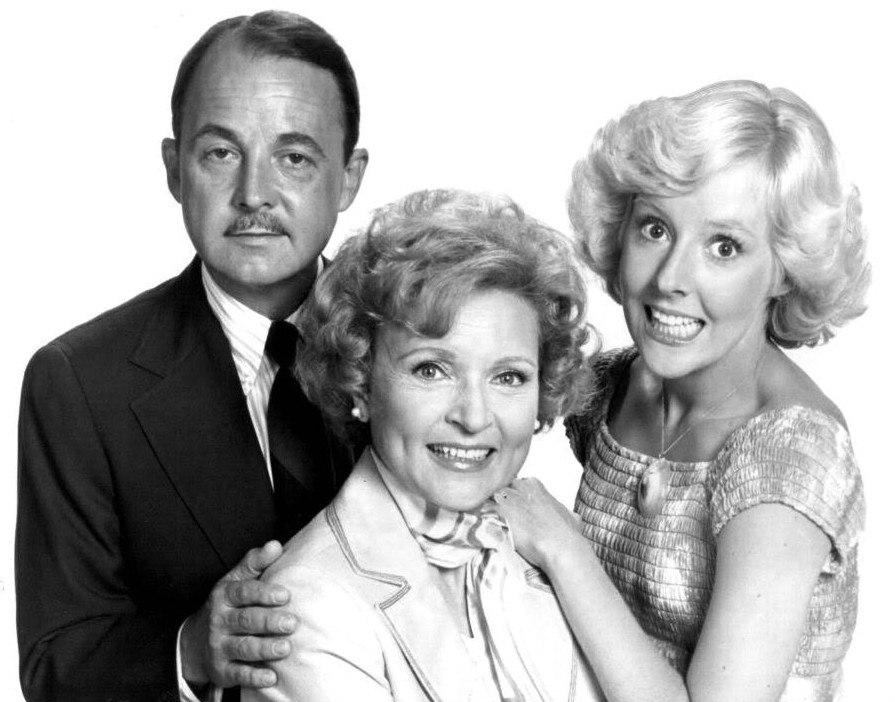 Betty White Show Cast 1977