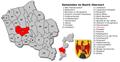 Bezirk Oberwart Gemeindekarte.png