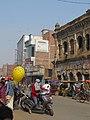 Bhinca Raj Dandi Sewa Ashram AD1924 - Old Varanasi buildings -IRCTC 2017 (23).jpg
