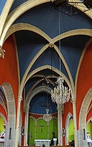 Decoration Rouge Bordeaux Salon