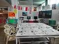"""Biblioteca """"Alaíde Foppa"""" en el Centro Cultural Universitario Tlatelolco en la Ciudad de México 02.jpg"""