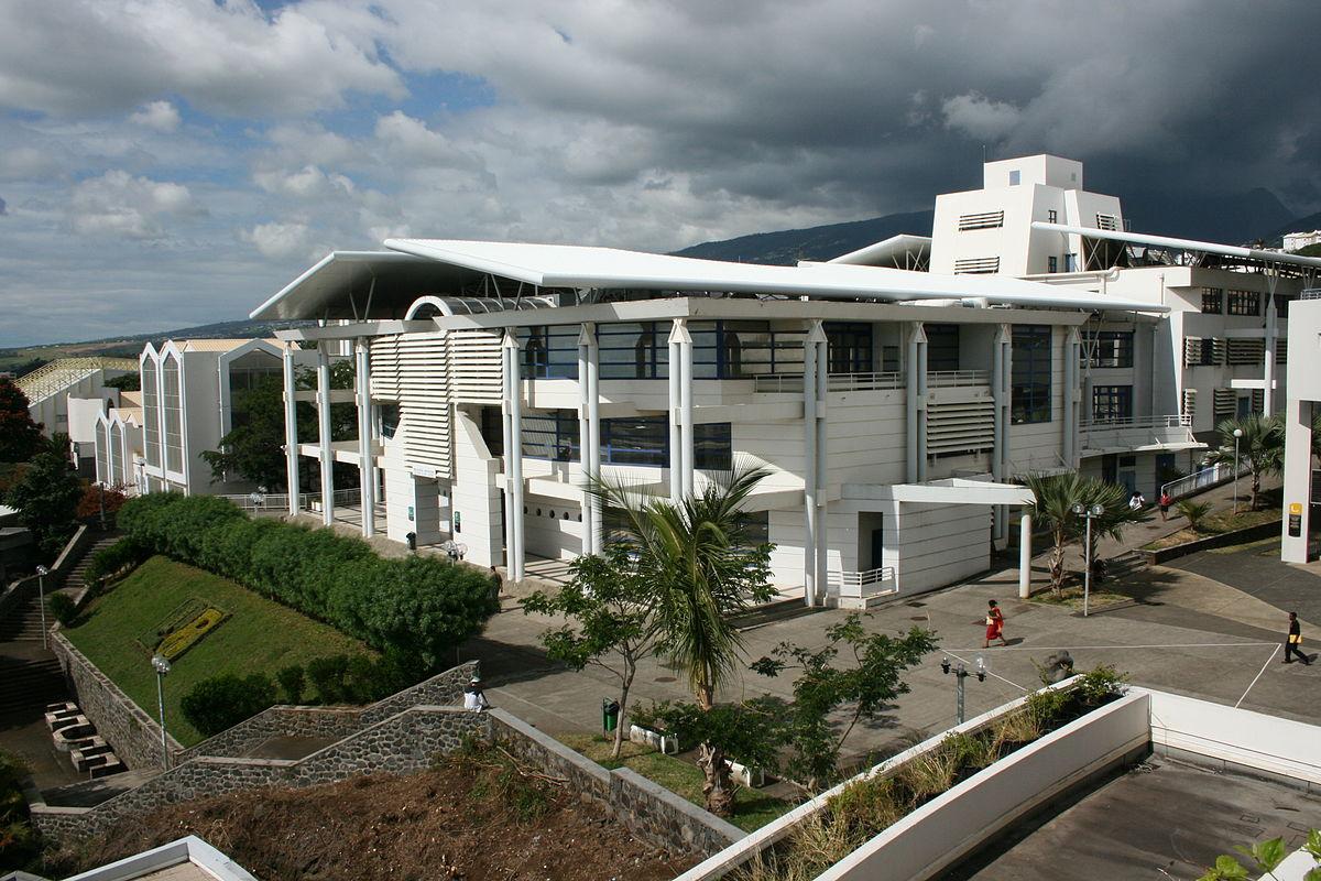 University Of La R U00e9union