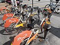 Bicycle-sharing station in Suncheon 4.jpg