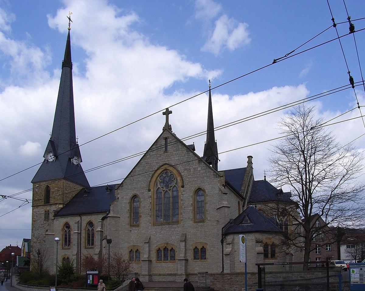 Bartholomäuskirche (Bielefeld-Brackwede) - Wikipedia