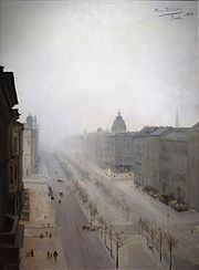 Ulica Unter den Linden w Berlinie