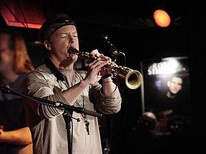 Bill Evans (saxophonist) - Bill Evans in Berlin  Photo Hreinn Gudlaugsson