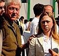 Bill & Chelsea Clinton 100118-F-1644L-109 (4290067940) (cropped1).jpg