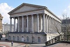 Het Stadhuis van Birmingham van Chamberlain Square.jpg