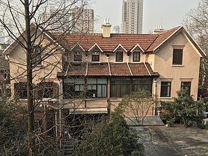 Korean nationalism - No. 50, Ruijin No. 2 Road, Huangpu District, Shanghai, the birthplace of the Provisional Government of the Republic of Korea.