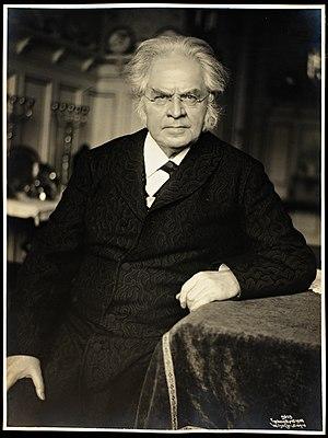 Bjørnstjerne Bjørnson - Bjørnstjerne Bjørnson in 1908