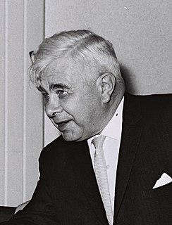 Bjarni Benediktsson (born 1908) Prime Minister of Iceland in 1960s