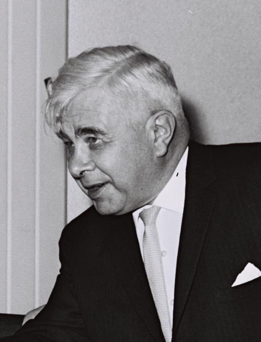 Bjarni Benediktsson 1964 cropped