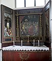 Bjursaas kyrka Old altar1755.jpg