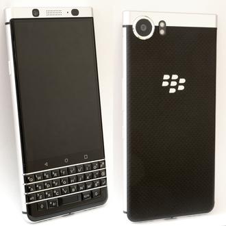 BlackBerry KeyOne - BlackBerry KeyOne in original silver