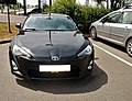 Black Scion FR-S (front).jpg
