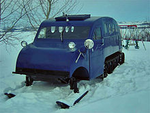 Autoneige joseph-armand bombardier — wikipédia