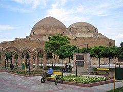 Blue (Kabud) Mosque - 1, Tabriz, Iran