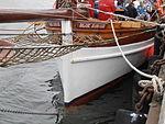 Blue Sirius Name Quay 8 Tallinn 14 July 2012.JPG