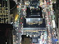 Blurred pictures Night in Manhattan 20091202 011.JPG