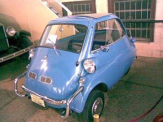 Isetta - Argentine made De Carlo - Isetta