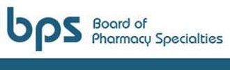 Board of Pharmacy Specialties - Image: Board of Pharmacy Specialties Logo