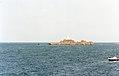 Boat from St. Helier to Weymouth. St. Helier Coast (300191) (9453690298).jpg