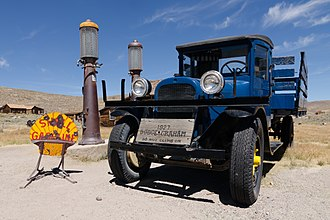 Graham-Paige - 1927 Dodge Graham truck