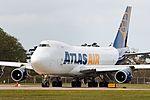 Boeing 747 Jumbo Jet - RAF Lakenheath (33854373226).jpg