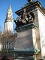 Boer War Memorial, Cardiff - geograph.org.uk - 1131537.jpg