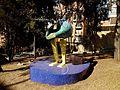Bogota escultura parque Rosales, avenida Circunvalar.JPG