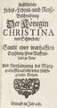 Bok om drottning Kristinas liv och Monaldescoaffären, tryckt 1685 - Skoklosters slott - 91434.tif