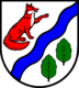 Coat of arms of Bokholt-Hanredder