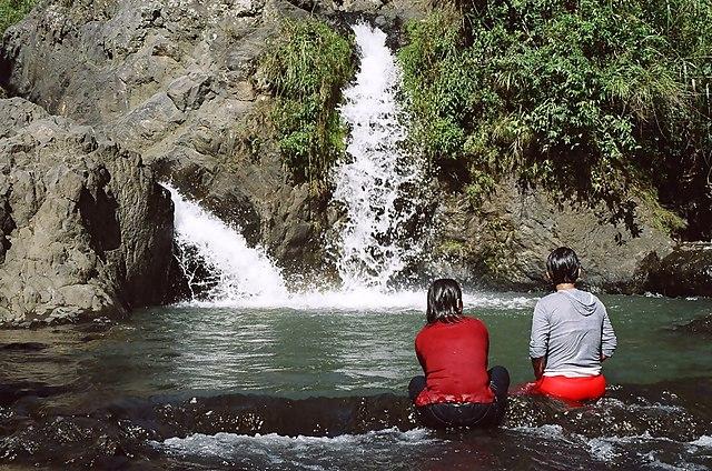 The Bokong Waterfalls