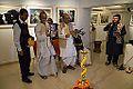 Booklet Release - Inaugural Function - Joy Mukhopadhyay Solo Exhibition - Kolkata 2014-12-12 1137.JPG
