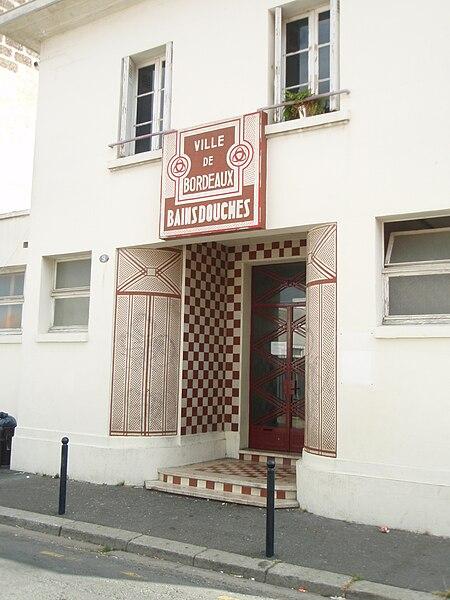 File:Bordeaux La Bastide Bains Douches art-déco 1.JPG