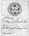 Boston Universtity Library bookplate.png
