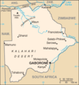 Botswana-CIA WFB Map.png