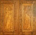 Bottega di giuliano da maiano, ante di porta cona nnunciazione, firenze 1465-70 ca., dalla badia fiesolana 02.jpg